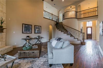 Frisco Single Family Home For Sale: 7280 Rawlins Lane