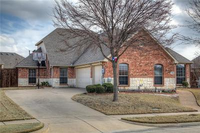 Forney Single Family Home For Sale: 222 Beacon Hill Lane