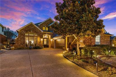 Rockwall Single Family Home Active Option Contract: 122 Freedom Court