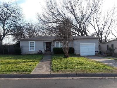 North Richland Hills Single Family Home For Sale: 6694 Marie Street