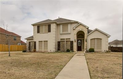 Kennedale Single Family Home For Sale: 1355 Meadowview Drive