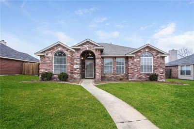 Frisco Single Family Home For Sale: 11718 Bridge Street