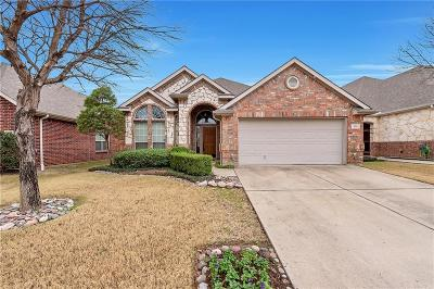 Euless Single Family Home Active Option Contract: 414 Fountainside Drive