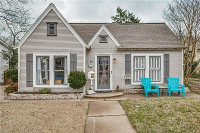 Single Family Home For Sale: 1004 N College Street