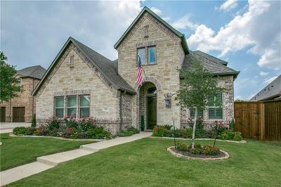 North Richland Hills Single Family Home For Sale: 8216 N Clear Spring Lane E