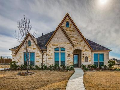 Prosper Single Family Home For Sale: 1400 Waterton Drive