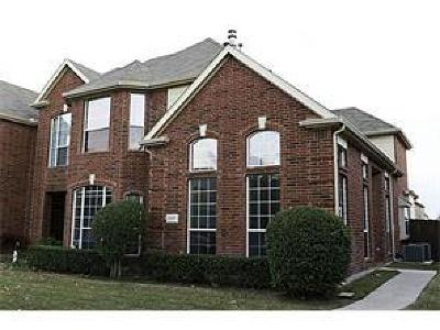 Frisco Residential Lease For Lease: 11397 Fountainbridge Drive