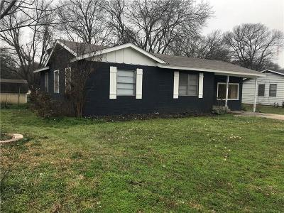 Garland Single Family Home For Sale: 2165 Evergreen Street