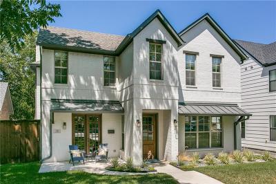 Dallas County Single Family Home For Sale: 7123 Coronado Avenue
