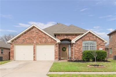 Sachse Single Family Home Active Contingent: 6803 Woodcrest Lane