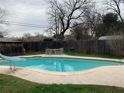 Hurst Single Family Home For Sale: 413 Simmons Drive