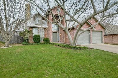 Rockwall Single Family Home Active Option Contract: 306 Westwood Drive