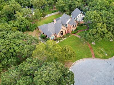 Southlake Single Family Home For Sale: 1615 Heather Lane