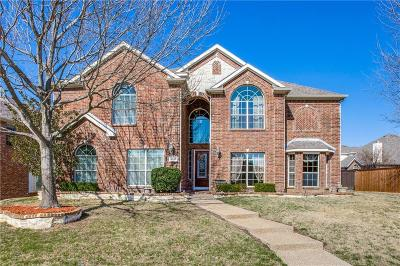 Denton County Single Family Home For Sale: 1682 Kings View Drive