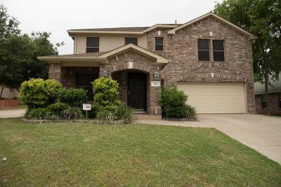 Euless Residential Lease For Lease: 701 Brenda Lane