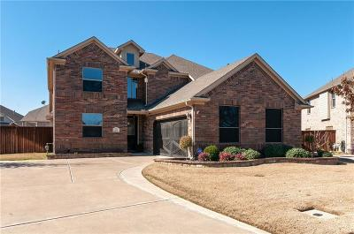 Keller Single Family Home For Sale: 600 Rockhurst Trail