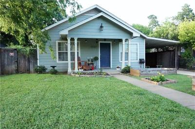 Dallas County Single Family Home For Sale: 2727 W Brooklyn Avenue