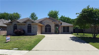 Rockwall Single Family Home Active Kick Out: 2790 Beacon Hill Drive