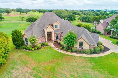 Granbury Single Family Home For Sale: 705 Mallard Pointe Drive