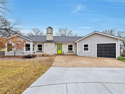 Fort Worth Single Family Home For Sale: 1300 Smilax Avenue