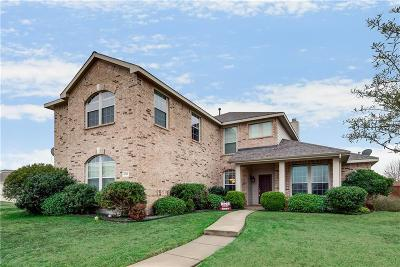 Forney Single Family Home For Sale: 2112 Songbird Drive