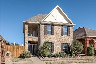 Allen Single Family Home Active Option Contract: 1428 Snowberry Drive