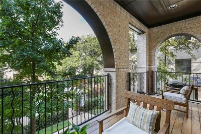 Dallas County Townhouse For Sale: 3230 Blackburn Street