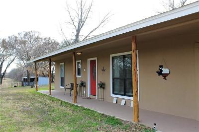 Comanche Single Family Home For Sale: 124a County Road 423