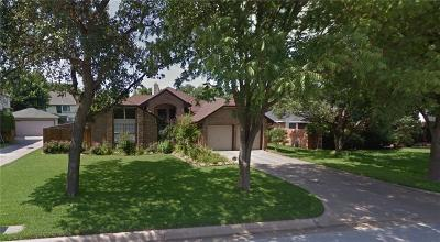 Grapevine Single Family Home Active Option Contract: 3434 Spring Willow Drive