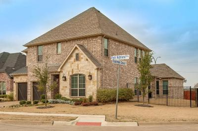 Arlington Single Family Home For Sale: 1809 Park Highland Way