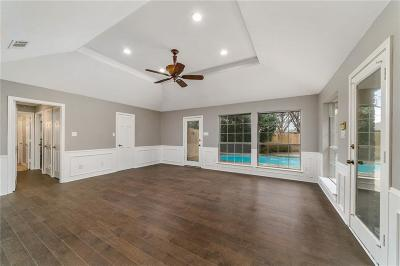 Dallas Single Family Home For Sale: 15936 Meadow Vista Place