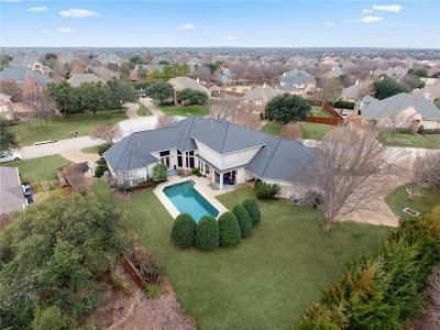 Southlake Single Family Home For Sale: 1210 Kings Brook Drive
