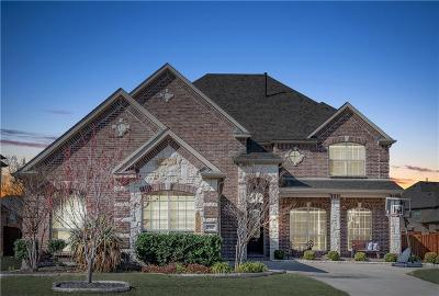 Prosper Single Family Home For Sale: 760 Salada Drive