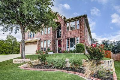 Denton Single Family Home For Sale: 3712 Lighthouse Drive