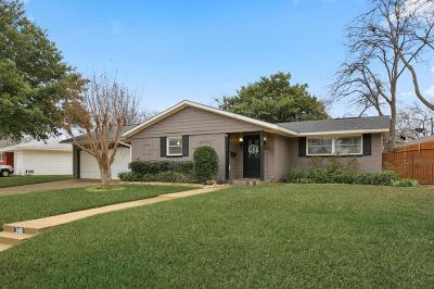 Single Family Home For Sale: 3480 Timberview Road