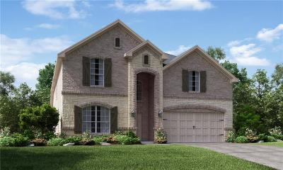 Prosper Single Family Home For Sale: 1312 Grapevine Ridge