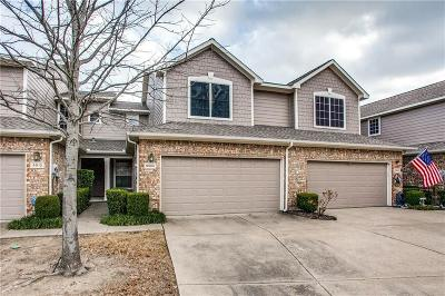 Plano Townhouse Active Option Contract: 9908 Dryden Lane