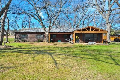 Weatherford Single Family Home For Sale: 116 Sunflower Drive