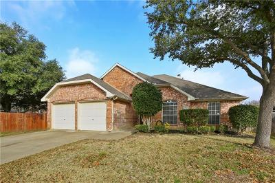 Flower Mound Single Family Home For Sale: 612 Alpine Cove