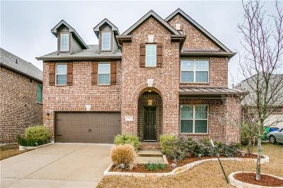 McKinney Single Family Home For Sale: 8701 Tatenhill Place