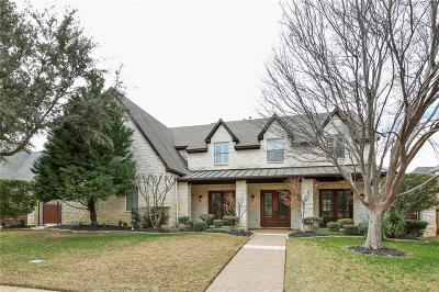 Colleyville Single Family Home For Sale: 6761 St Moritz Parkway