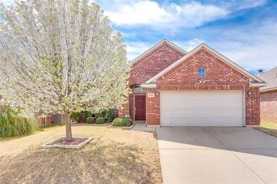 Fort Worth Single Family Home Active Option Contract: 1216 Brownford Drive