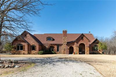 Weatherford Single Family Home Active Option Contract: 369 Edward Farris Road