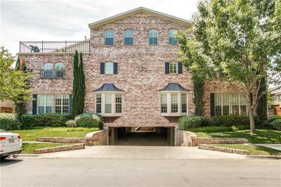 Dallas County Condo Active Option Contract: 4110 Prescott Avenue #D