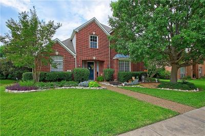 Frisco Single Family Home For Sale: 8302 Brown Stone Lane