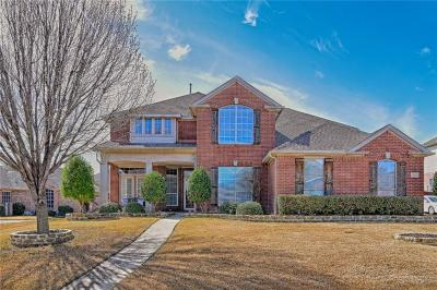 Mansfield Single Family Home Active Contingent: 1807 Rim Rock Trail
