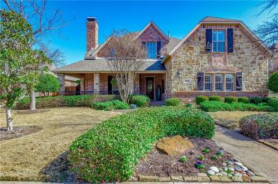 Flower Mound Single Family Home Active Option Contract: 5200 Connors Drive
