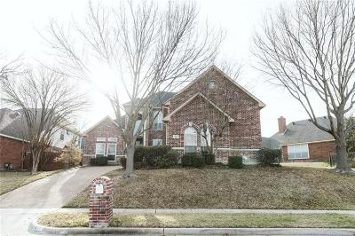 Garland Single Family Home For Sale: 5817 Firecrest Drive