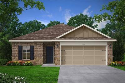 Edgewood TX Single Family Home For Sale: $172,990