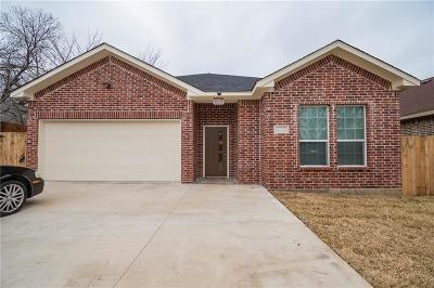 Grand Prairie Single Family Home Active Option Contract